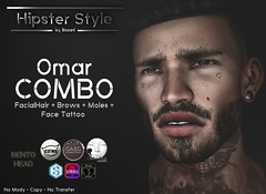 dfdb75ca3 [Hipster Style] Omar COMBO