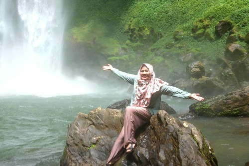 Air Terjun Putri Malu | by lajwania