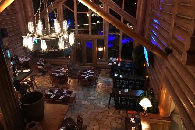 火, 2018-01-16 20:50 - Mountain Lodge