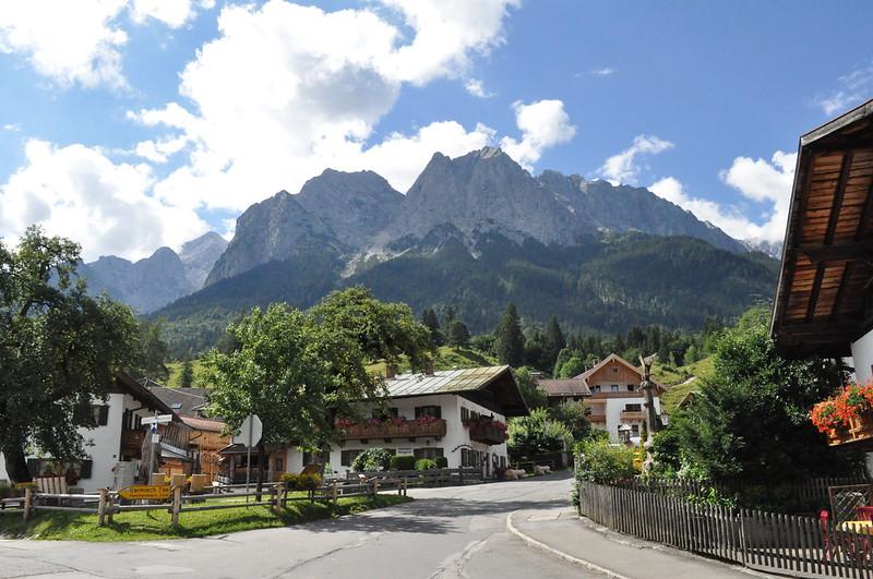 Zugspitze Beieren