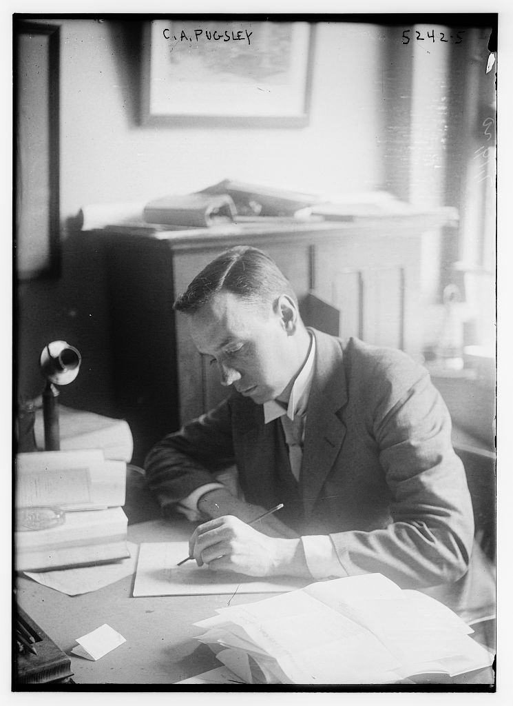 C.A. Pugsley (LOC)