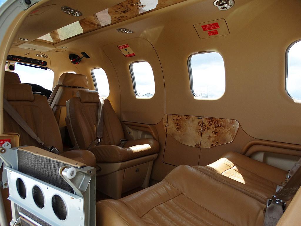 ... G-RABB Pilatus PC-12 | by SteveDHall