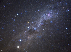 The Southern Cross and the Pointers