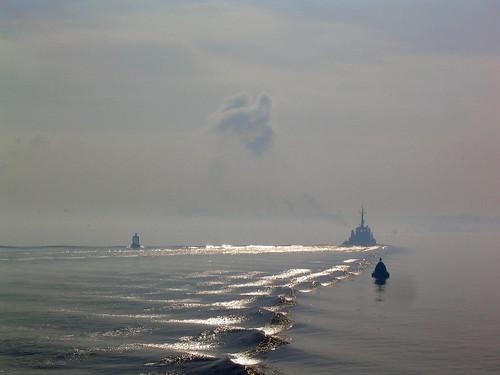 mersey ship fog grey