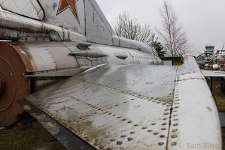 MiG-21 Fishbed | by Sam Wise