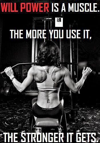 Female Gym Motivation Pictures