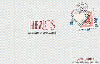 lc shapes hearts | by Pixel Scrapper