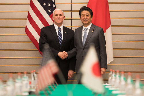 Vice President Pence's Trip to Asia | by The White House