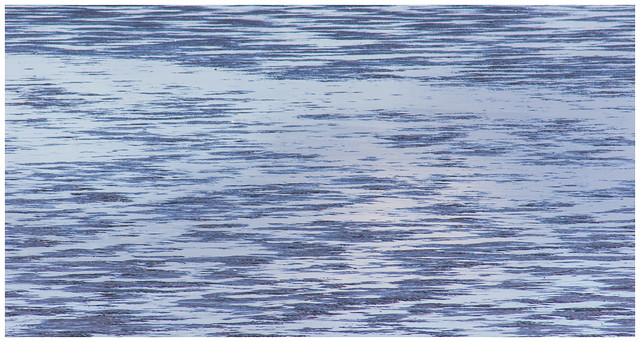Water Patterns, River Clyde