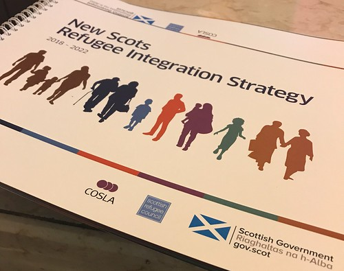 New Scots Strategy Launch | by COSLA Migration Team