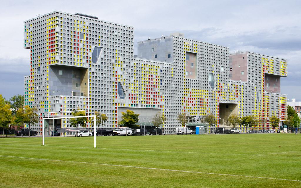 Αποτέλεσμα εικόνας για Simmons Hall MIT