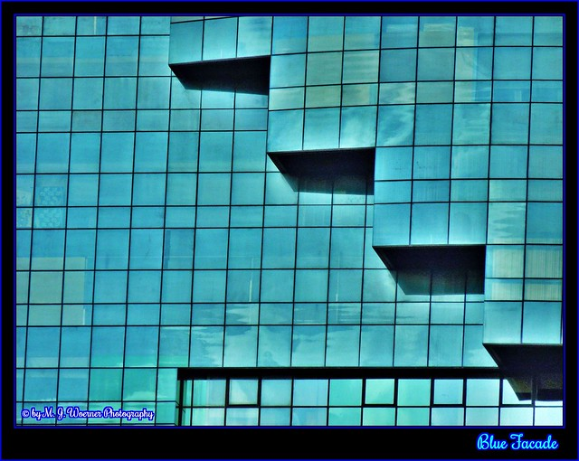 Blue Facade 04