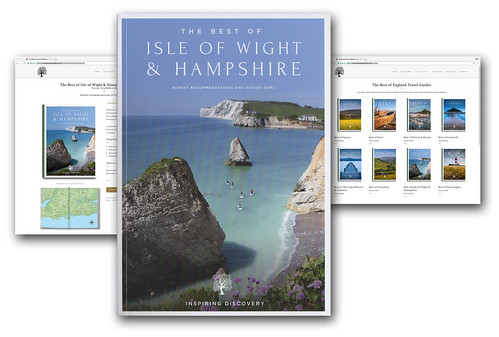Best of England Guides - Isle of Wight and Hampshire   by s0ulsurfing