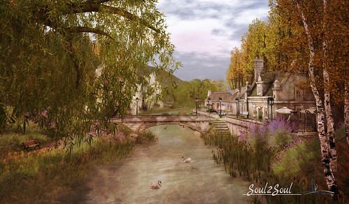 Soul2Soul River | by Minnie Atlass - Landscaper & Designer
