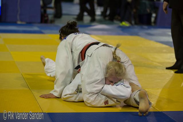 Nadiah Krachten (NED) vs Marie Sadouni (BEL)