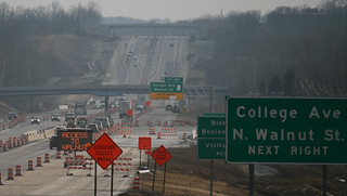 I-69 Construction Indiana | by ITB495