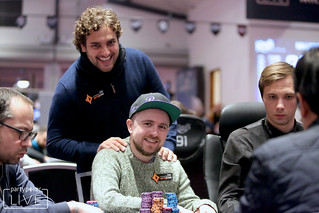 MILLIONS_Germany_Warm_Up_Day2_1302_Joao_Simao_Patrick_Leonard_6690 | by partypoker