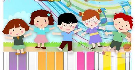 Kids Piano - Music Baby Nursery Rhymes Piano Mobile App Fo