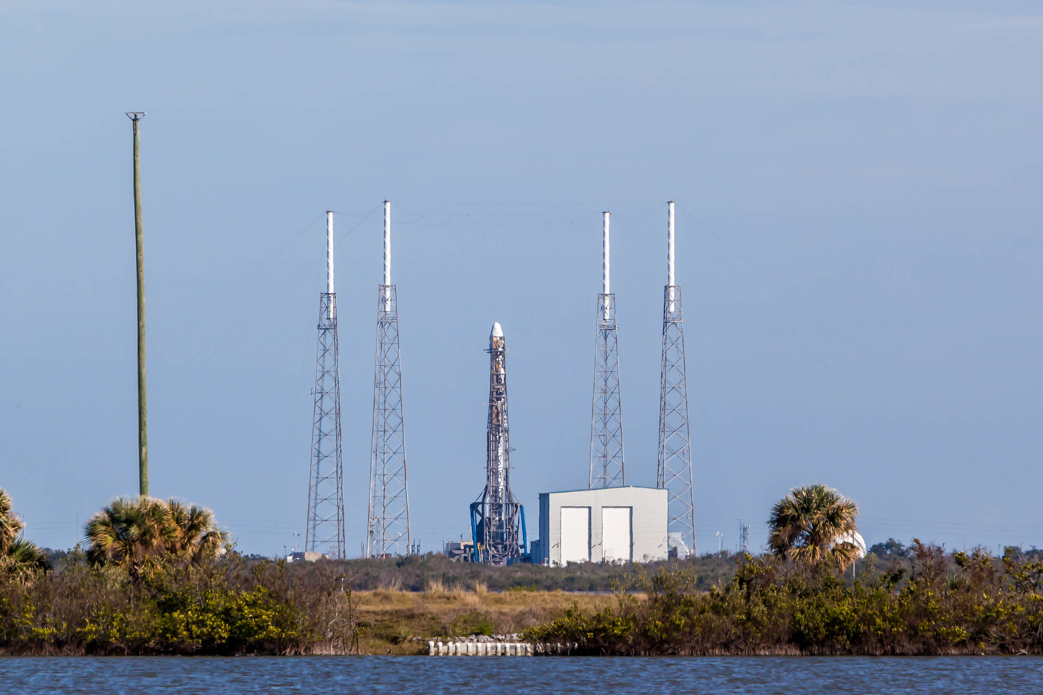 SpaceX Falcon 9 #CRS13