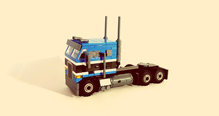 LEGO kenworth k100 (2)   by prokopecwlad