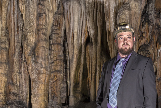 Chuck Sutherland, Cherokee Caverns, Knox County, Tennessee 1