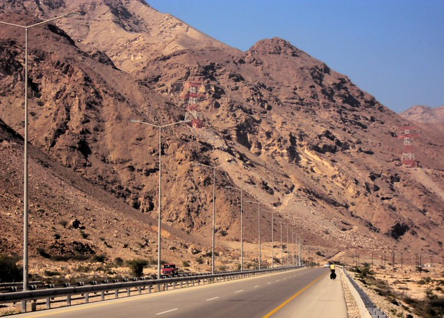 Although it's definitely highway riding, the Muscat-Sur road has some dramatic scenery by bryandkeith on flickr