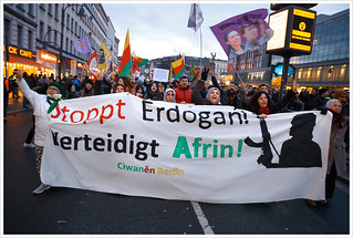 Solidaridad con Afrin @ Berlin | by Libertinus