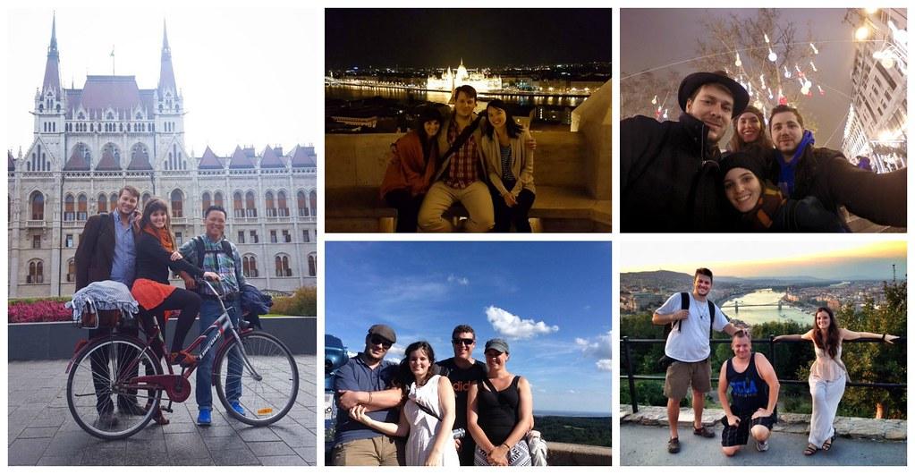 5 legjobb hely Budapest