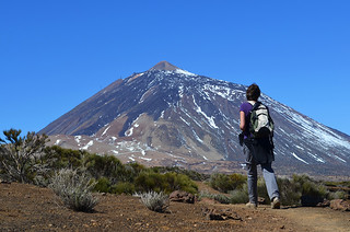 Winter walking, Teide National Park, Tenerife | by Snapjacs