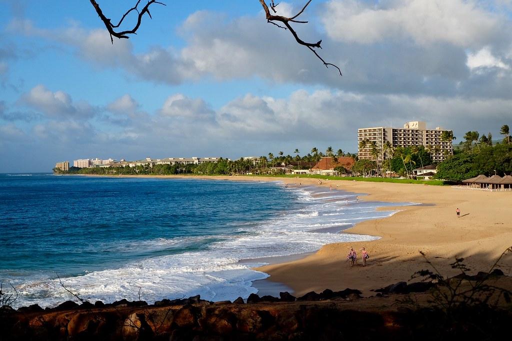 Kaanapali Beach Maui Hawaii Jeffery Simpson Flickr