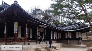 5 hari di Seoul - Unhyeongung Palace 1 | by deffa_utama