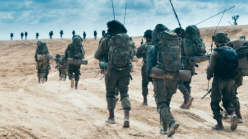 Paratroopers Brigade Exercise | by Israel Defense Forces