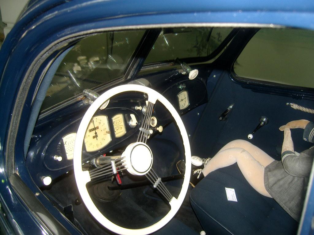 BMW 335 - 1939/1942   ... zu sehen im EFA Museum Amerang ...