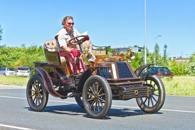 Clément-Talbot London 11HP Runabout 1904 (4023)