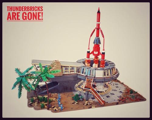 Thunderbricks are Gone!