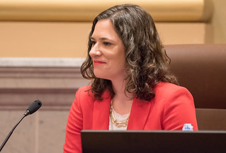 Lisa Bender - Minneapolis City Council   by Tony Webster