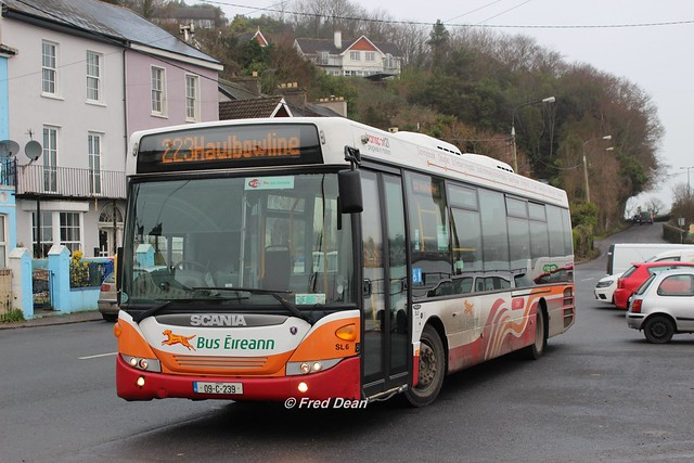 Bus Eireann SL6 (09C239).