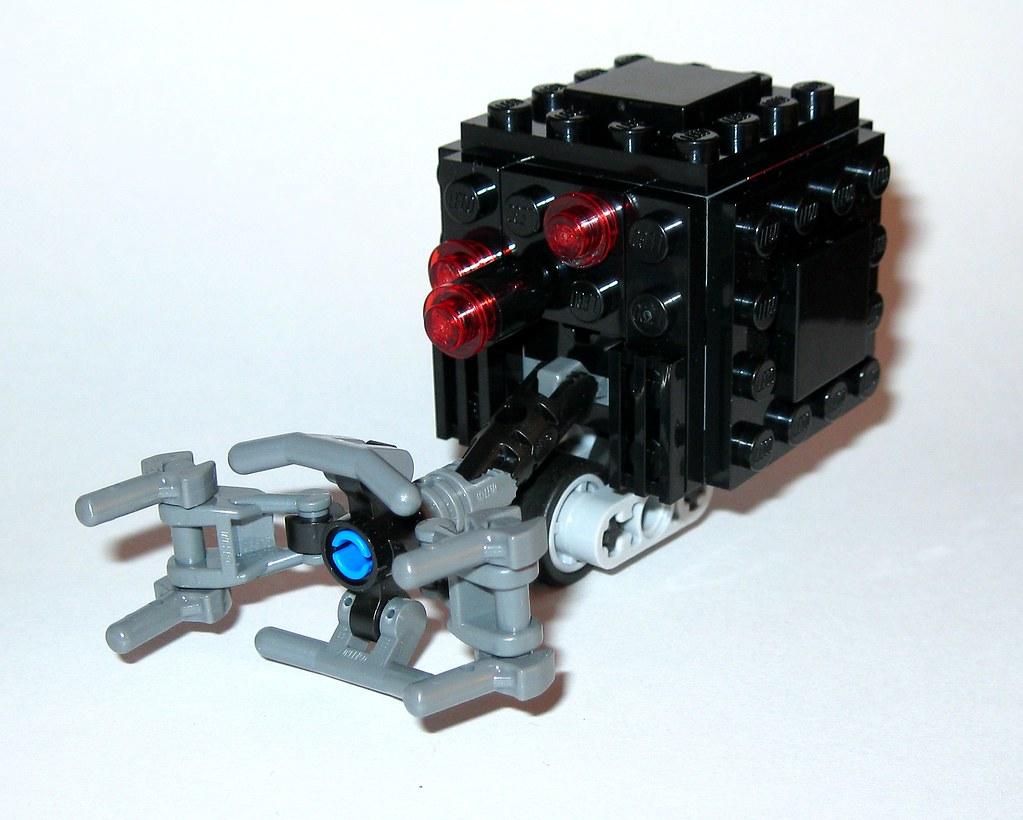 Lego 70806 The Lego Movie Castle Cavalry 2014 X Micro Mana Flickr