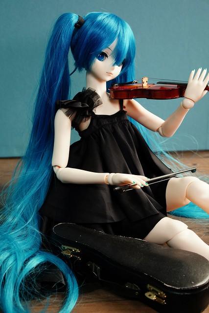 #dollfiedream #dollphotography #dollstagram #doll #bjd #dd #volks #vocaloid #初音ミク #初音未來 #dd初音ミク #初音 #miku