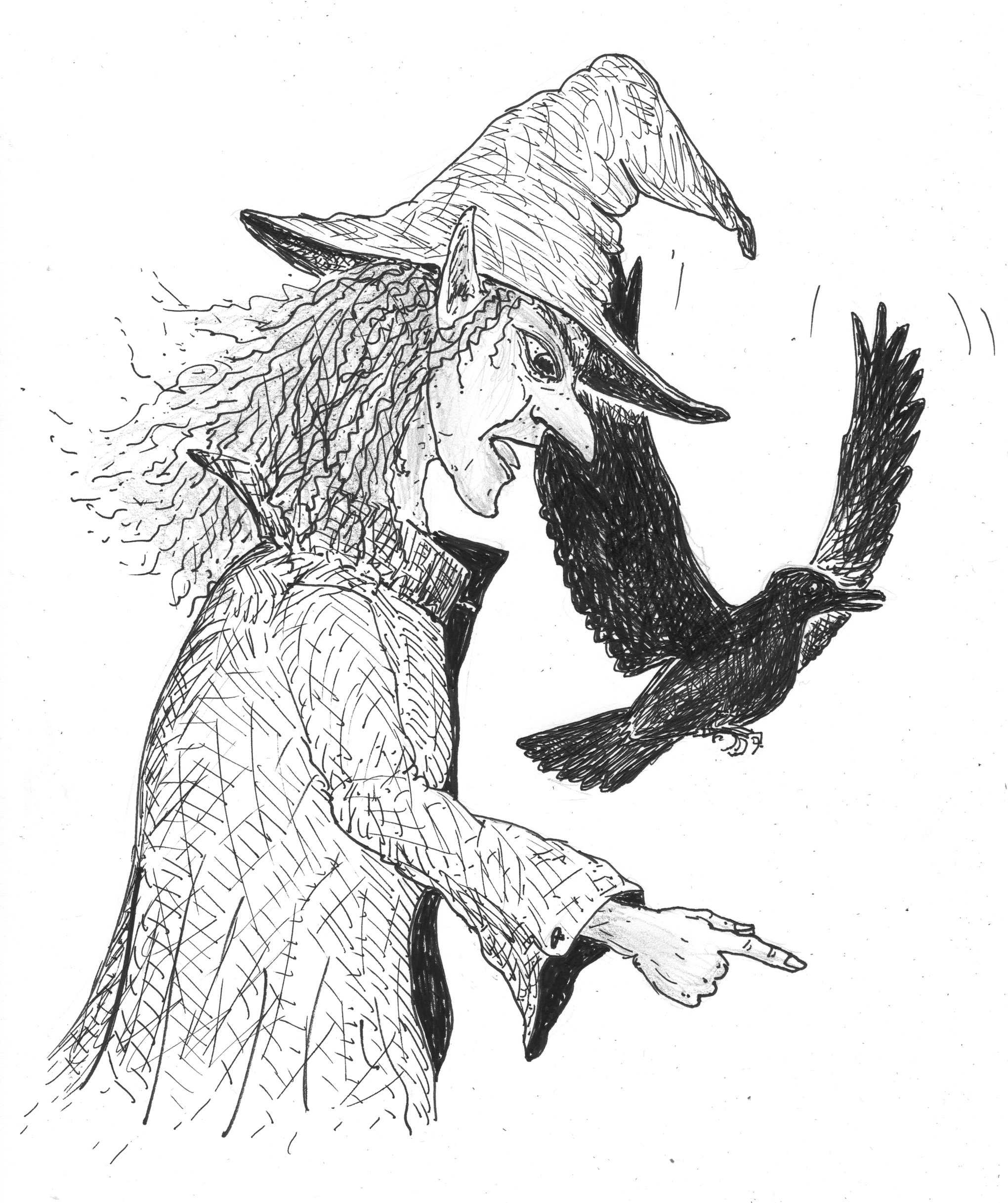 TheCrowWitch