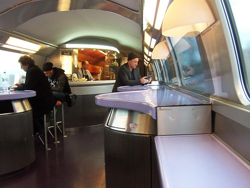 Buffet car - TGV from Paris to Barcelona | by TeaMeister