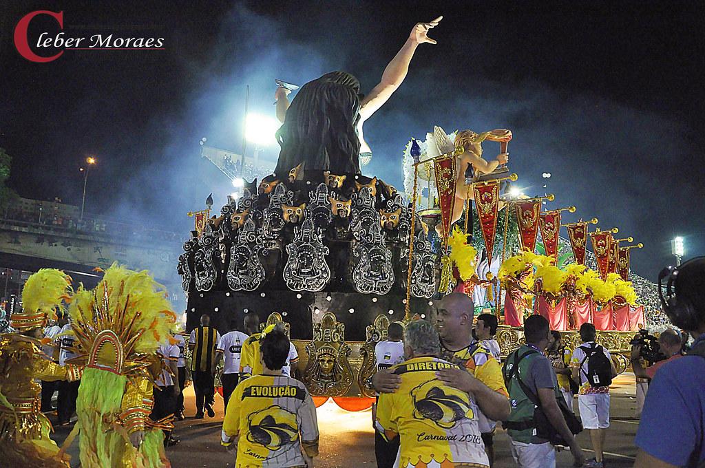 G. R. E. S. São Clemente 3691 Carnaval 2018 - Rio de Janeiro - RJ - Brasil