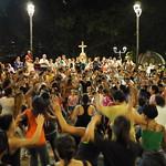 Do, 21.05.15 - 19:44 - Tanzabend der Indígenas im Park