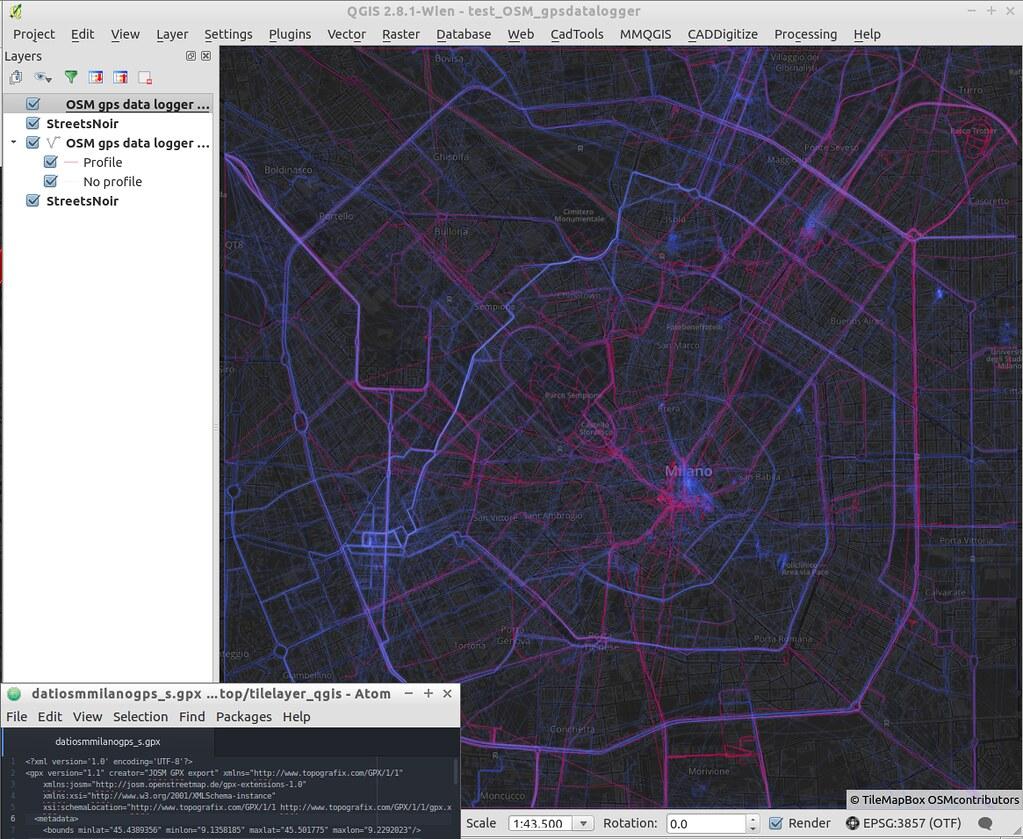 OSM gps data loggers | Dedicated article (italian) www cityp… | Flickr