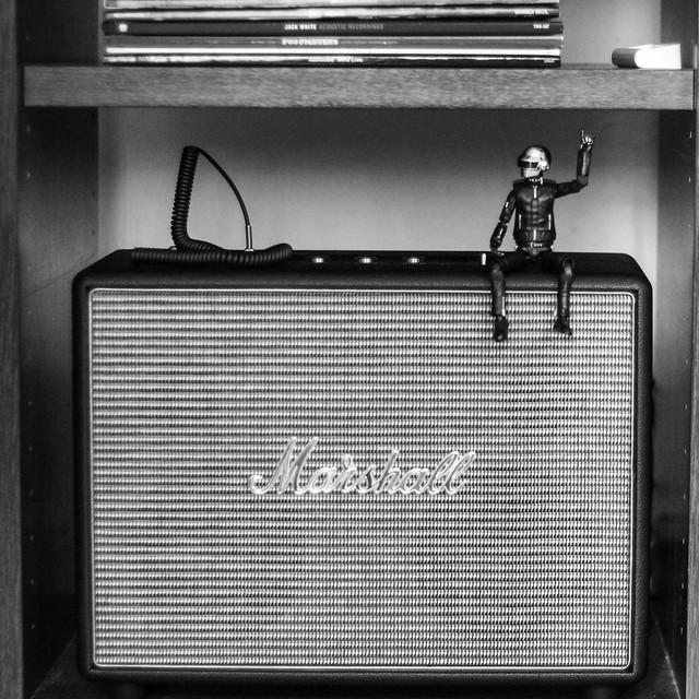 marshall rock