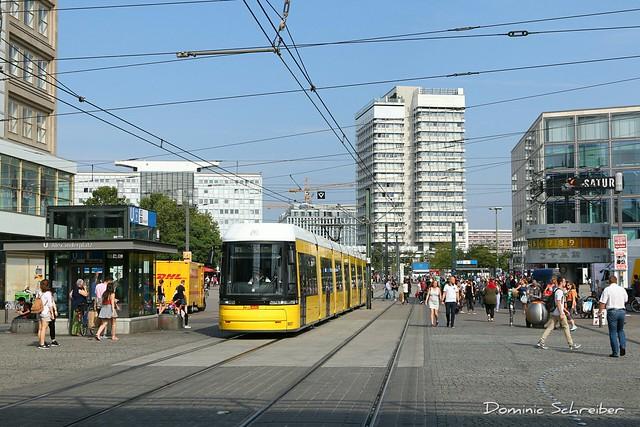 BVG 9007 Berlin Alexander Platz