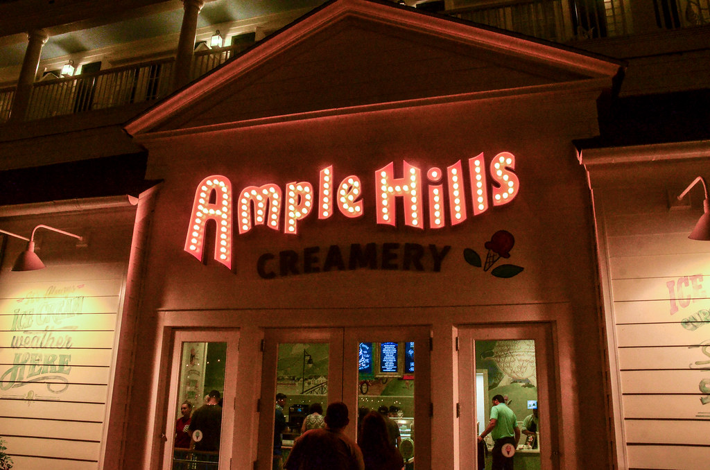 Ample Hills night