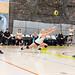 2017 Women's Volleyball vs Durham