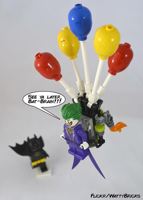 70900 The Joker Balloon Escape