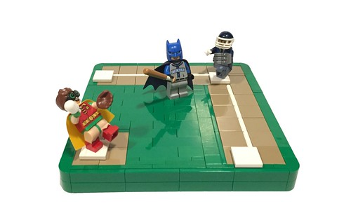 Baseball Batman